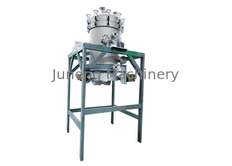 Multifunction Vertical Pressure Leaf Filters With Mixing Tank , Conveying Pump